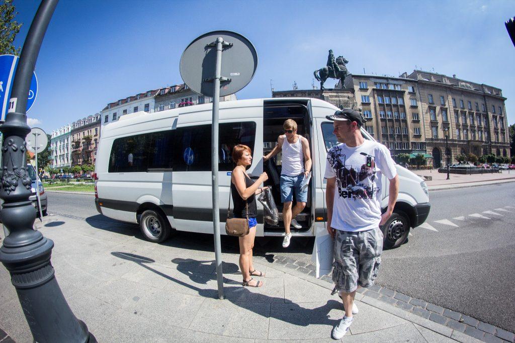 Private city tour – bus