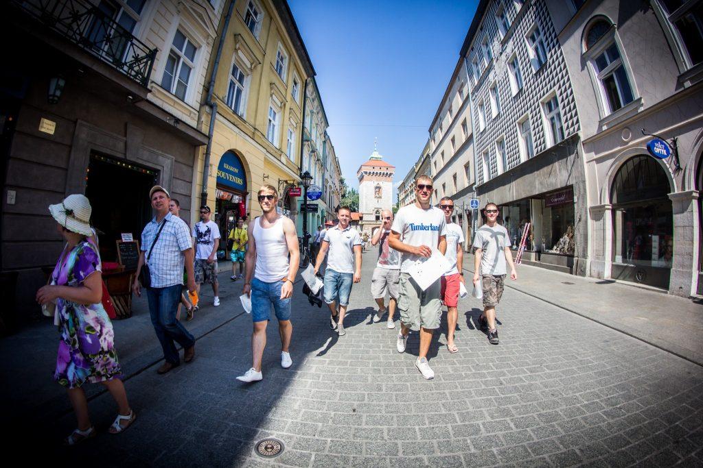 Privat guidet tur i Praha
