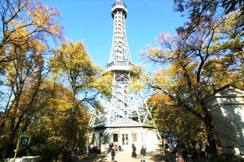 Prague's Eiffel Tower Tour