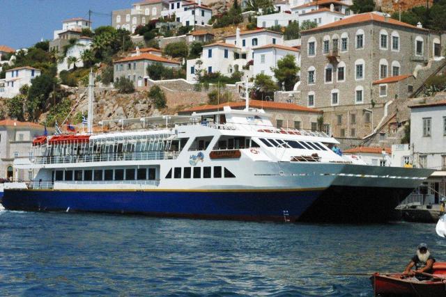 Aegina Ferry Tour