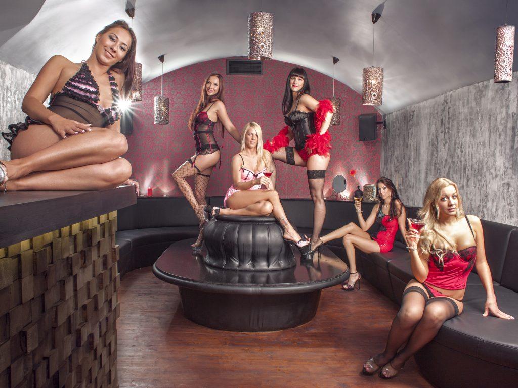 Strippclub Budapest