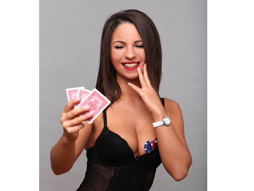Pictures of celebrity strip poker